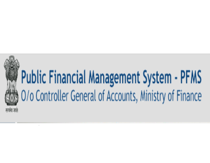 Public Financial Management System - PFMS| External link that open in new