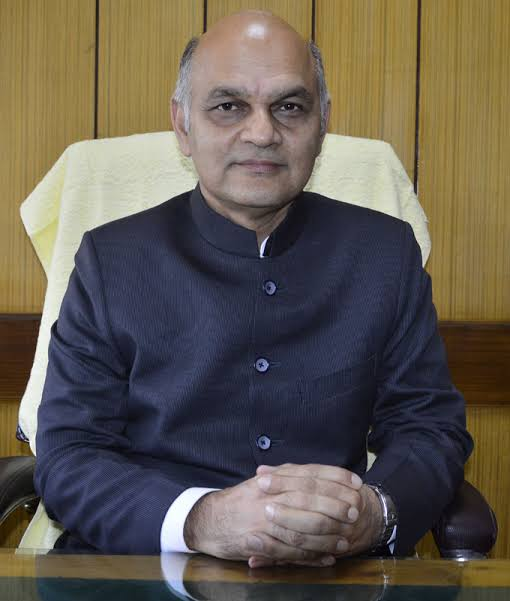 Shri K.K.Sharma | Advisor to Hon'ble Governor, J&K